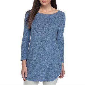 Eileen Fisher Bateau-Neck Sweater